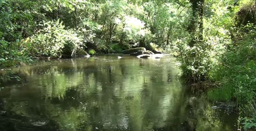 los maravillosos ríos que hay en Galicia