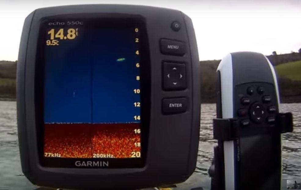 Sondas para kayak
